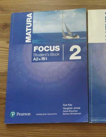 Matura Focus 2 Pearson Student's Books i Workbook