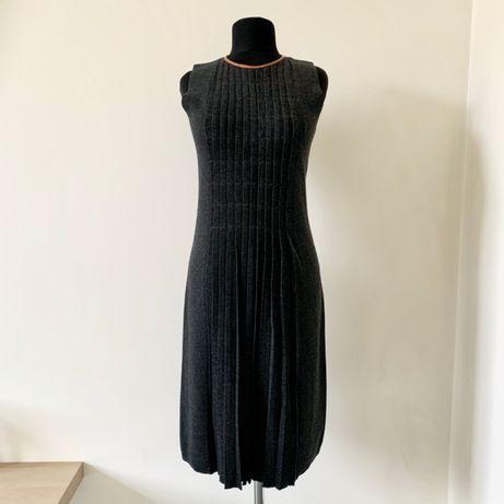 Tory Burch платье шерсть Brunello Cucinelli