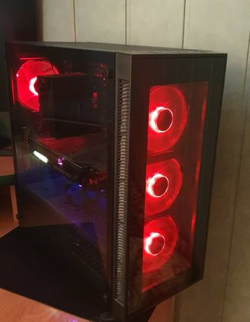 Komputer I7-9700k/RTX 2070/SSD 512GB/RGB