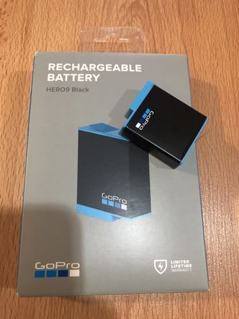 Bateria go pro hero 9 black