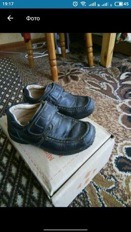 детские туфли в идеальном состоянии