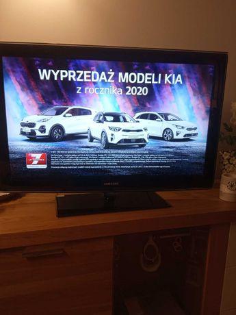 Telewizor 42:: uzywany bez uszkodzen Samsung