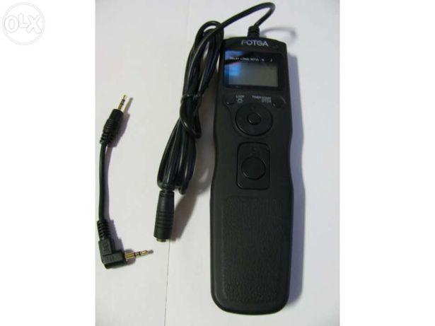 Controlo remoto para canon eos 60d 600d 1100d 1000d 550d 450d