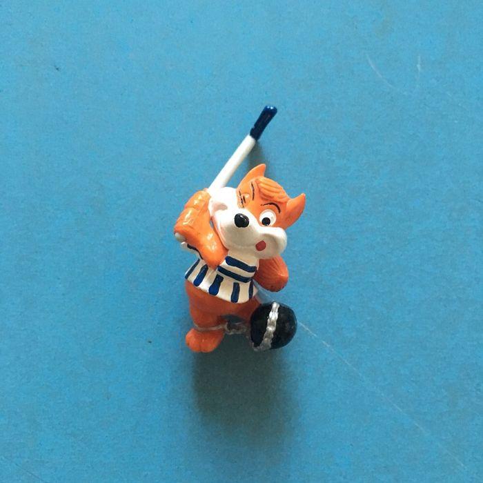 Игрушка Киндер Сюрприз лисица-узник Запорожье - изображение 1
