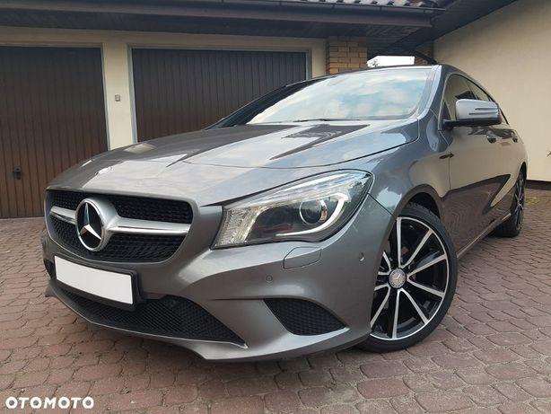 Mercedes-Benz Cla Xenon Navi Klimatronic Skóra  Serwis Vat23%