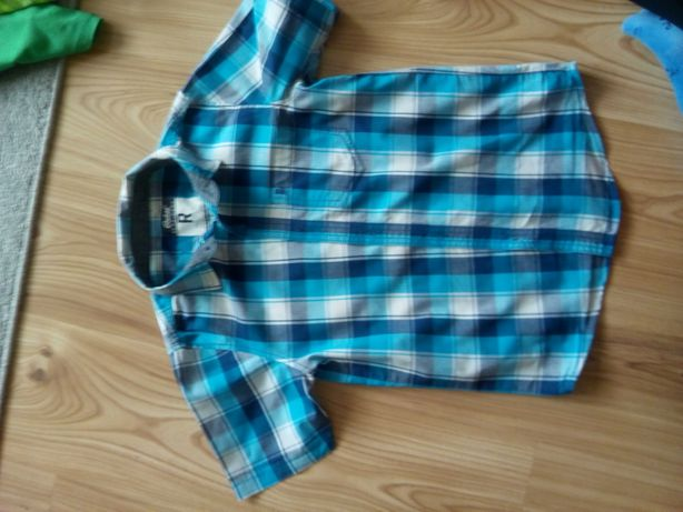 Koszula r. 140 , dla chłopca 9-10 lat