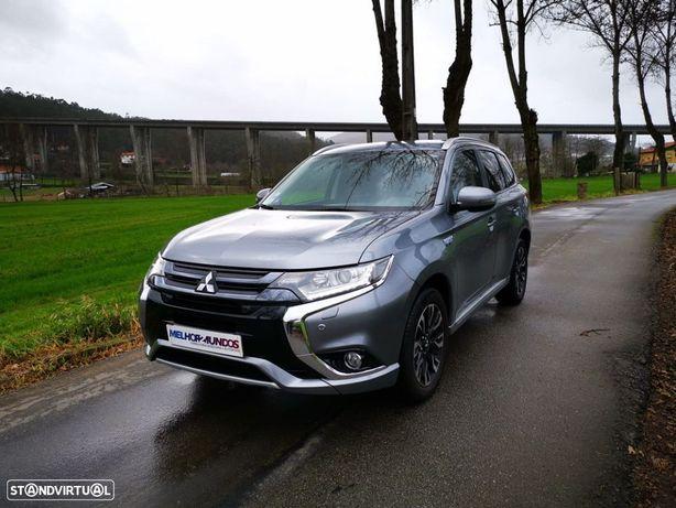 Mitsubishi Outlander 2.0 PHEV Intense Navi