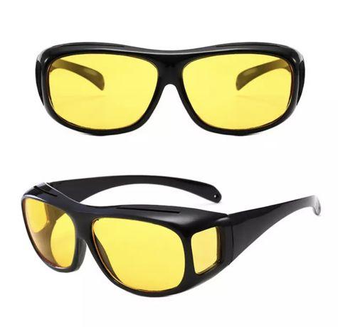 Nowe okulary do jazdy nocnej nocą dla kierowców