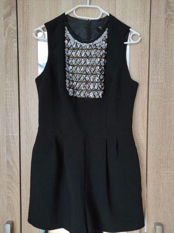 Czarne spodnium/ kostium