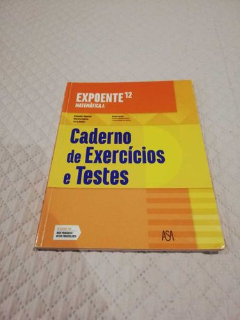 Cadernos Atividades 12º Ano