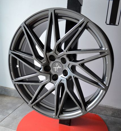 Nowe felgi aluminiowe KESKIN KT20 19 x 8.5J 5x112 et 45 PP Audi VW