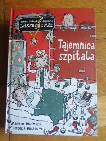 Biuro detektywistyczne Lassego i Mai Tajemniczy szpital