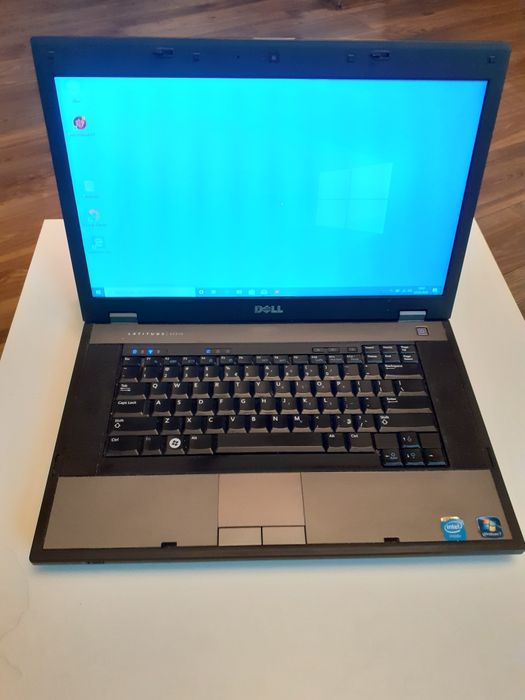Laptop Dell Latitude E5510 i5 2.53 4 GB RAM 500 GB HDD Wytrzyszczki - image 1