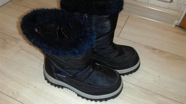 Buty zimowe śniegowce rozm  28