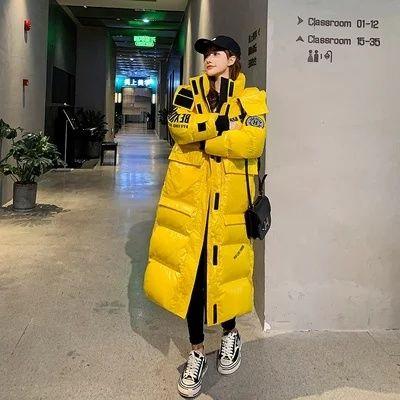 Куртка женская зимняя пальто