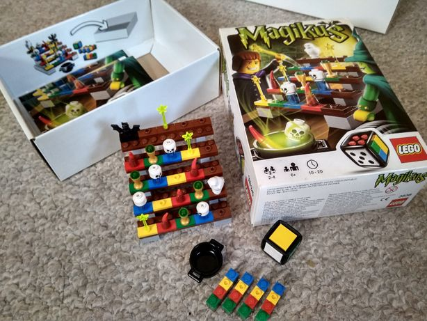 LEGO 3836 Magikus gra palnszowa