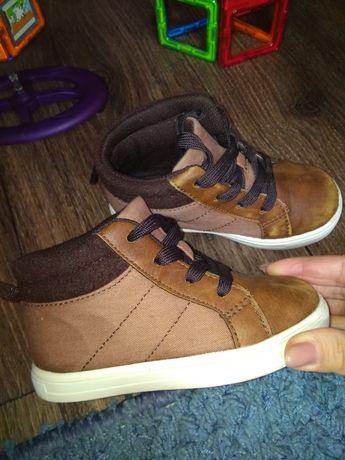 Обувь, сникерсы carter's, для мальчика