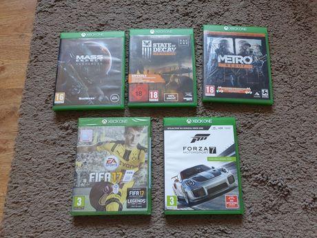 5 Gier na Xbox One