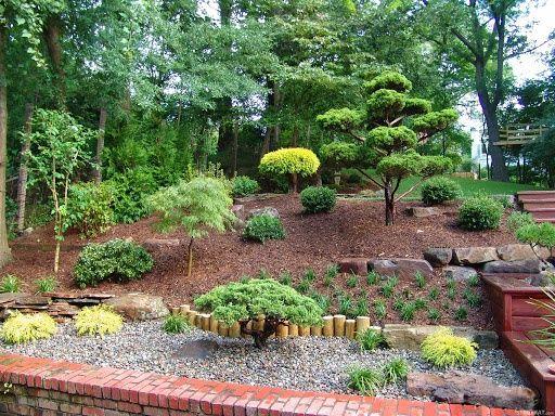 Благоустройство сада в японском стиле Киев - изображение 1