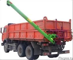 Загрузчик сеялок протравитель ЗС30-60 гидро борт ГАЗ ЗИЛ Камаз МАЗ МТЗ