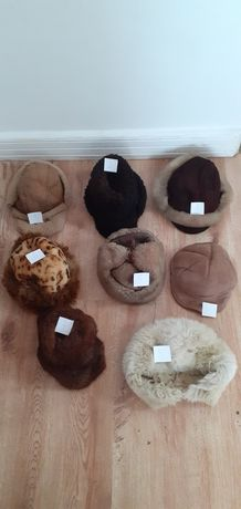 Stare czapki PRL