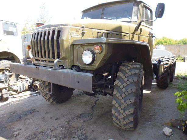 Урал-4320 шасси с ППП