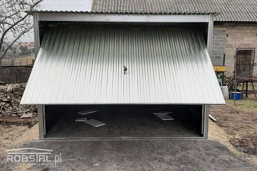Garaż blaszany od producenta GRATIS MONTAŻ, WYSOKA JAKOŚĆ!