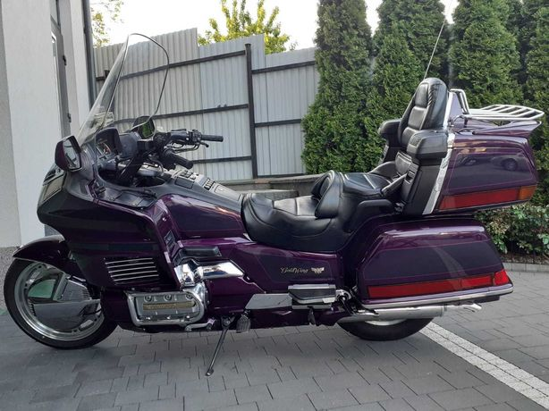 "Honda GL1500 se""Szwajcar"""