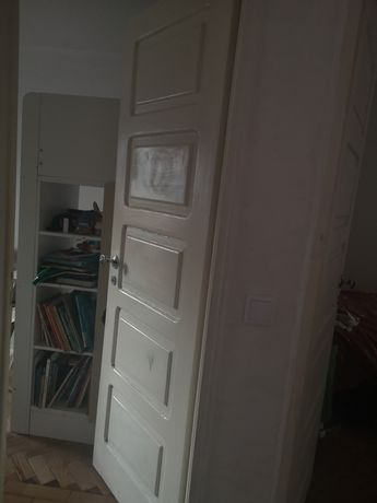 Porta madeira maciça interior