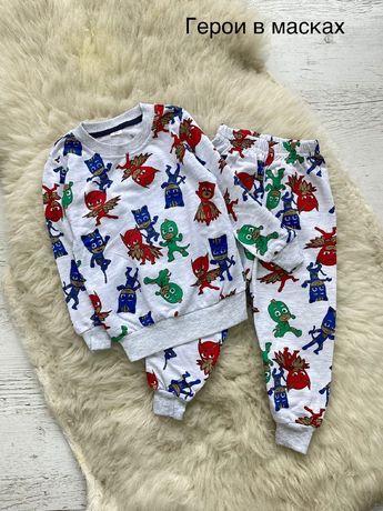 Пижама піжама костюм децкий очень яркий