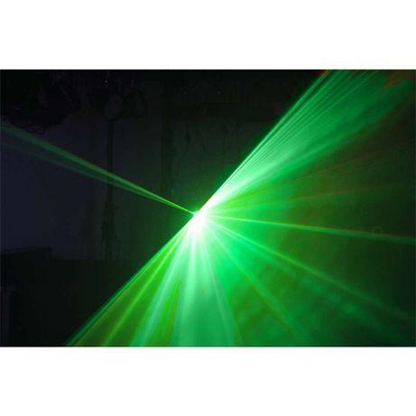 Zielony laser 60MW Ibiza LZR60G