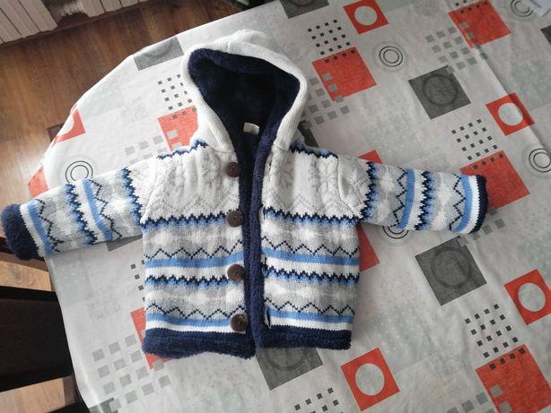 Sweterek/kurteczka