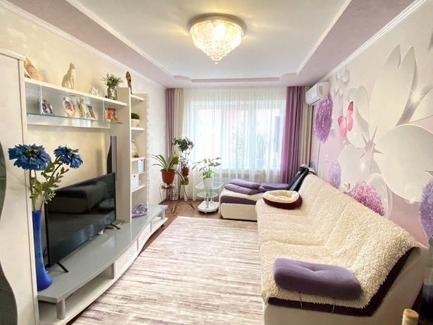Три комнаты для большой семьи