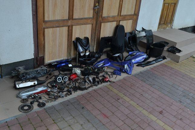 Продам запчастини/розборка скутера GrandPrix/Kleider/Fada/Navigator/AD