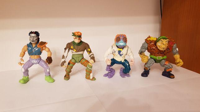 Tartarugas Ninja Playmates