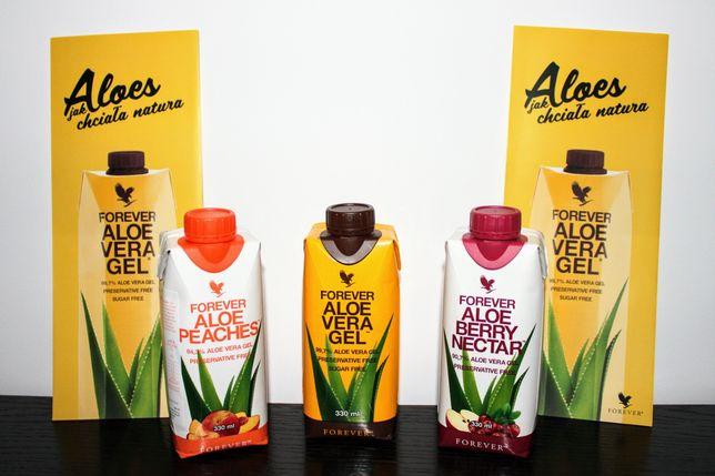 Aloes do picia Aloe Vera Forever