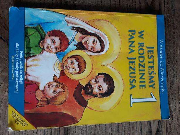 Książka do religii kl. 1 i 2 podstawowa