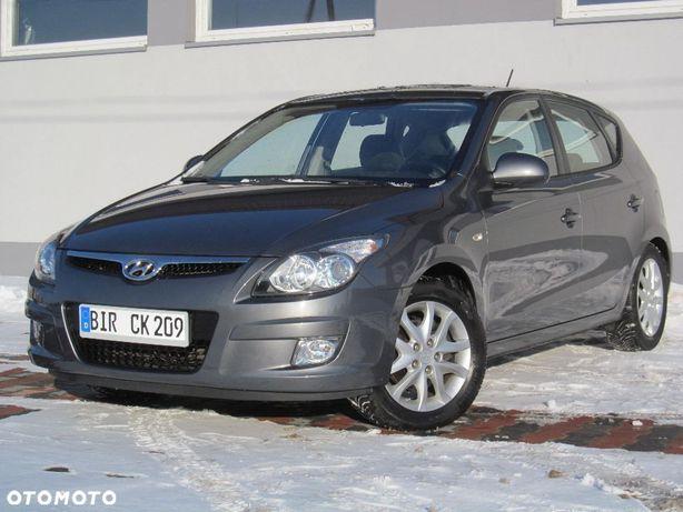 Hyundai I30 1.4 oryginalny lakier, webasto, półskóra, 77tyś, klimatronik