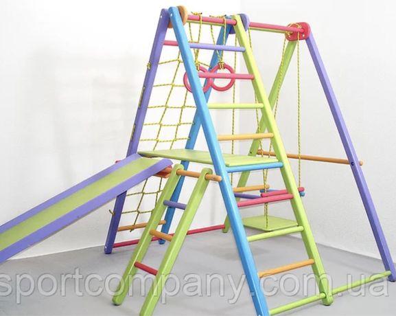 Продам детский спортивный уголок для дома