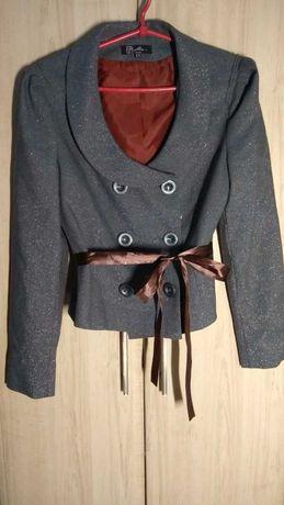 Пиджак из итальянской шерсти Hellen london, р 38 евро