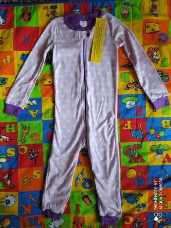 Новый ромпер, слип- пижама для девочки, размер 2т