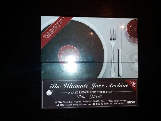 The Ultimate Jazz Archive 168 płyt cd
