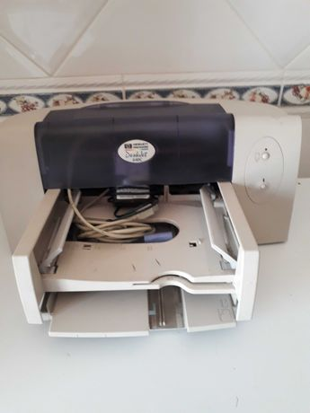 Impressora Hewlett Packard Deskjet 640C