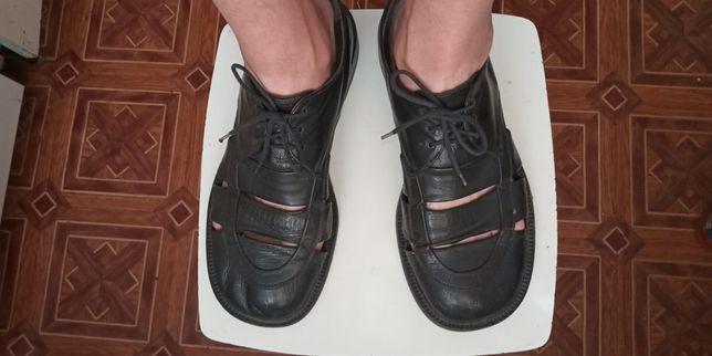 Кожаные летние туфли LLOYD