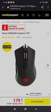 Mysz GENESIS Krypton 770