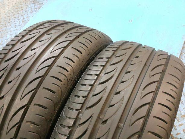 225/40 R18 Porządne opony letnie Pirelli! Jak NOWE