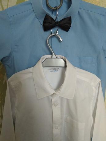 Рубашки- школа мальчик