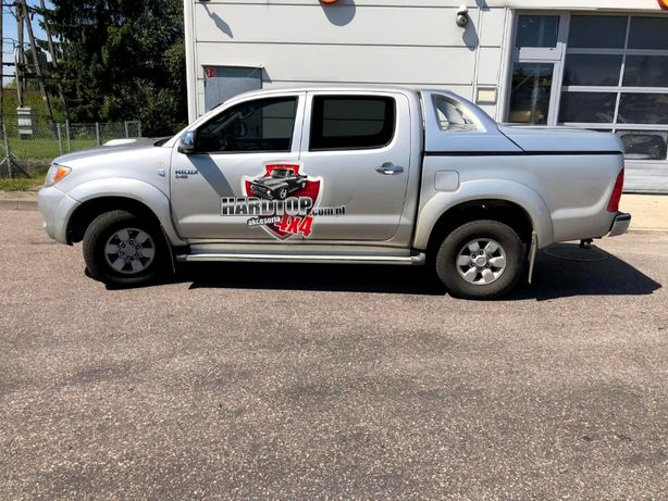 Zabudowa Fullbox Toyota Hilux Vigo hardtop