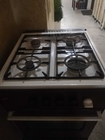 Kuchenka gazowa czteropalnikowa