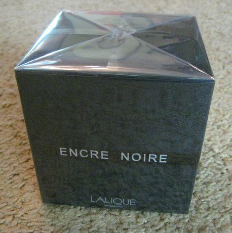 Мужская туалетная вода Encre Noire от Lalique. Производство ФРАНЦИЯ.